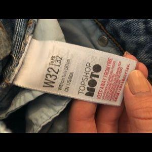 """Topshop Jeans - Top shop """"Moto"""" jeans"""